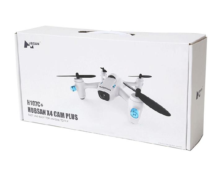HUBSAN DRONE X4 CAM PLUS