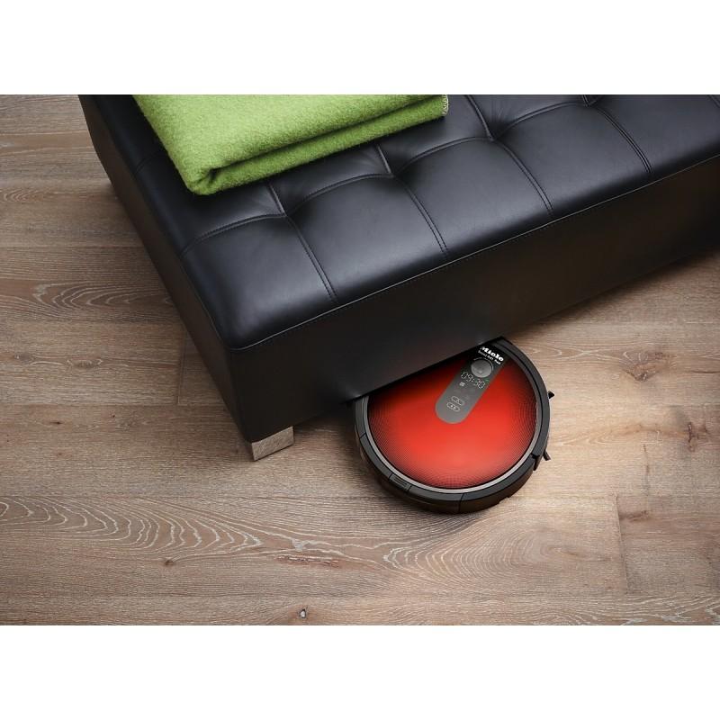 aspirateur robot miele scout rx1 rouge. Black Bedroom Furniture Sets. Home Design Ideas