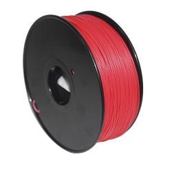 Câble périphérique rouge Multibrin 500 mètres Belrobotics