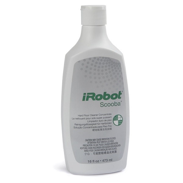 Produit de nettoyage pour SCOOBA iROBOT