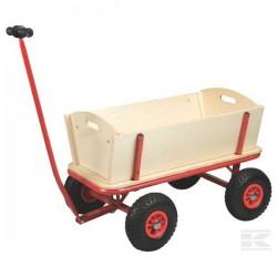 Chariot en bois pour enfants jouet POLET