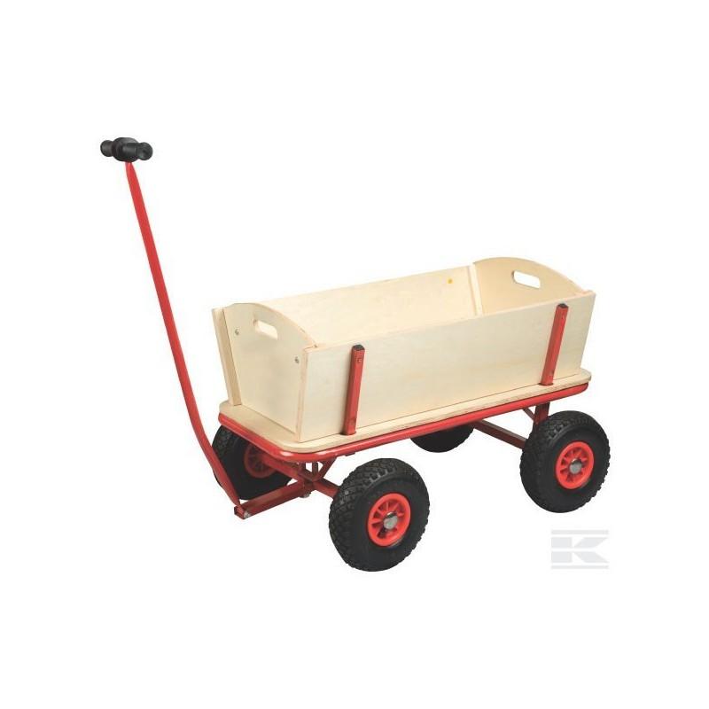 chariot en bois pour enfants jouet polet. Black Bedroom Furniture Sets. Home Design Ideas