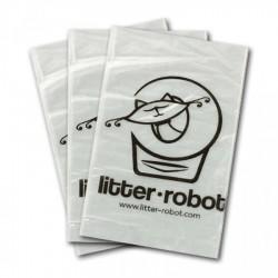 Lot de 25 sacs pour tiroir Litter Robot
