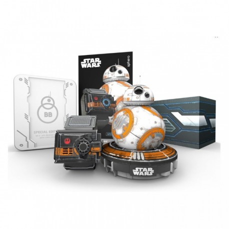 Balle Robotique Smartphone Bluetooth Sphero BB-8 Star Wars Edition Spéciale