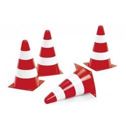Cônes de signalisation routiere ROLLYTOYS