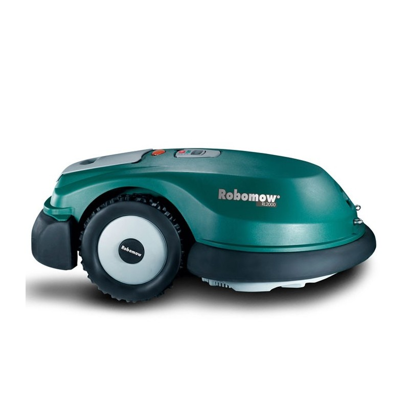 tondeuse robot robomow rl2000 occasion automower. Black Bedroom Furniture Sets. Home Design Ideas