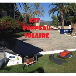 Groupe d'alimentation autonome SOLAIRE