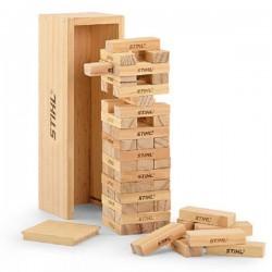 Tour en bois jouet enfant STIHL 04649590010