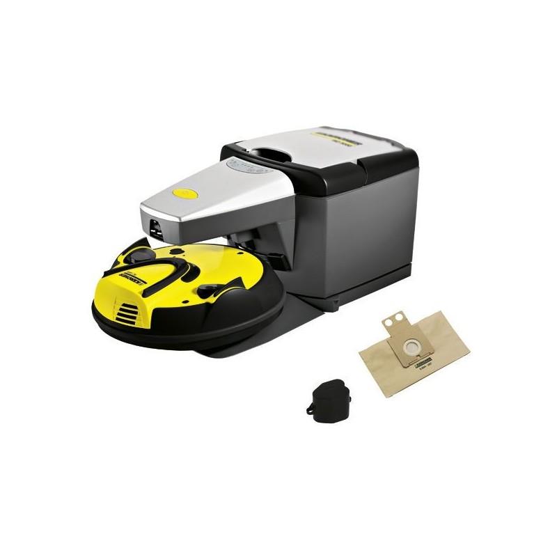 aspirateur robot karcher rc 3000 12691010. Black Bedroom Furniture Sets. Home Design Ideas