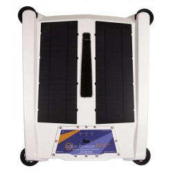 Robot Solaire Intelligent Écumoire de Piscine Solar Breeze NX2 Invention Concepts