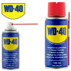 Spary dégrippant multifonction 100ml WD40