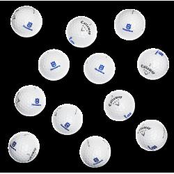 Lot de 12 balles de Golf avec logo HUSQVARNA CALLAWAY WARBIRD 101691989