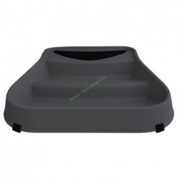 Rampe Anthracite pour Litter-Robot 3 Open Air