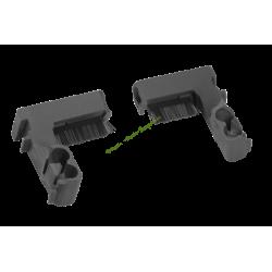 Kit brosses roues arriere pour robot serie Sileno GARDENA
