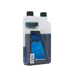 Huile moteur 2 temps HP 1L bidon doseur HUSQVARNA 587808511