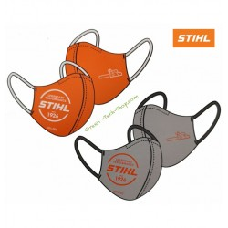 Lot de 2 masques anti Covid19 STIHL
