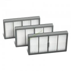Lot de 3 Filtres AeroForce® pour Roomba série s iROBOT 4655988