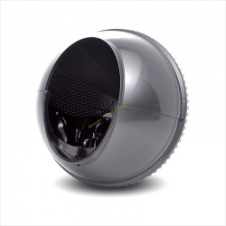 Globe Anthracite complet pour litiere Open Air 3 LITTER ROBOT