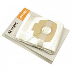 Lot de 5 sacs à poussière pour aspirateur STIHL 49015009004
