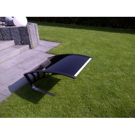 toit suspendu noir pour robot tondeuse. Black Bedroom Furniture Sets. Home Design Ideas
