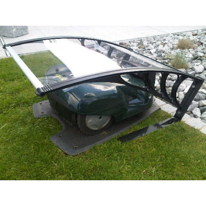 robot tondeuse luxembourg toit abris maison automower dach. Black Bedroom Furniture Sets. Home Design Ideas