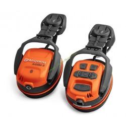 Protège oreilles anti bruit avec Bluetooth X-COM R pour casques HUSQVARNA 595084201