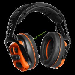 Protège oreilles Bandeau anti bruit avec Bluetooth X-COM R pour casques HUSQVARNA 595084001