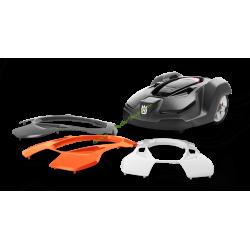 Coque supérieure Orange pour robot 450X HUSQVARNA 588799103