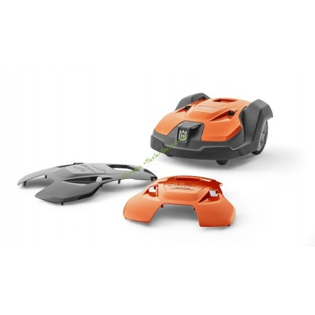 Coque supérieure Orange pour robot 550 HUSQVARNA 591496102
