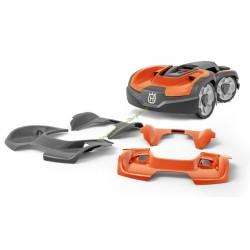 Coque supérieure Orange pour robot 535 AWD HUSQVARNA 596300202