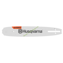 "Guide Chaîne 40cm 3/8"" Mini 1,3mm SM X-FORCE HUSQVARNA 582207656"