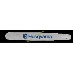 """Guide chaîne 45cm 3/8"""" 1.5mm LM RSN HUSQVARNA 501956968"""