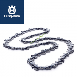 """Chaîne de tronçonneuse H00 60 maillons 1/4"""" 1,3mm HUSQVARNA 501844060"""