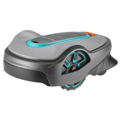 Tondeuse Robot connectée Bluetooth Sileno Life 1250 GARDENA 15103-26