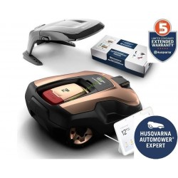 Pack Tondeuse Robot 315X Edition Limitée HUSQVARNA GARANTIE 5 ANS*