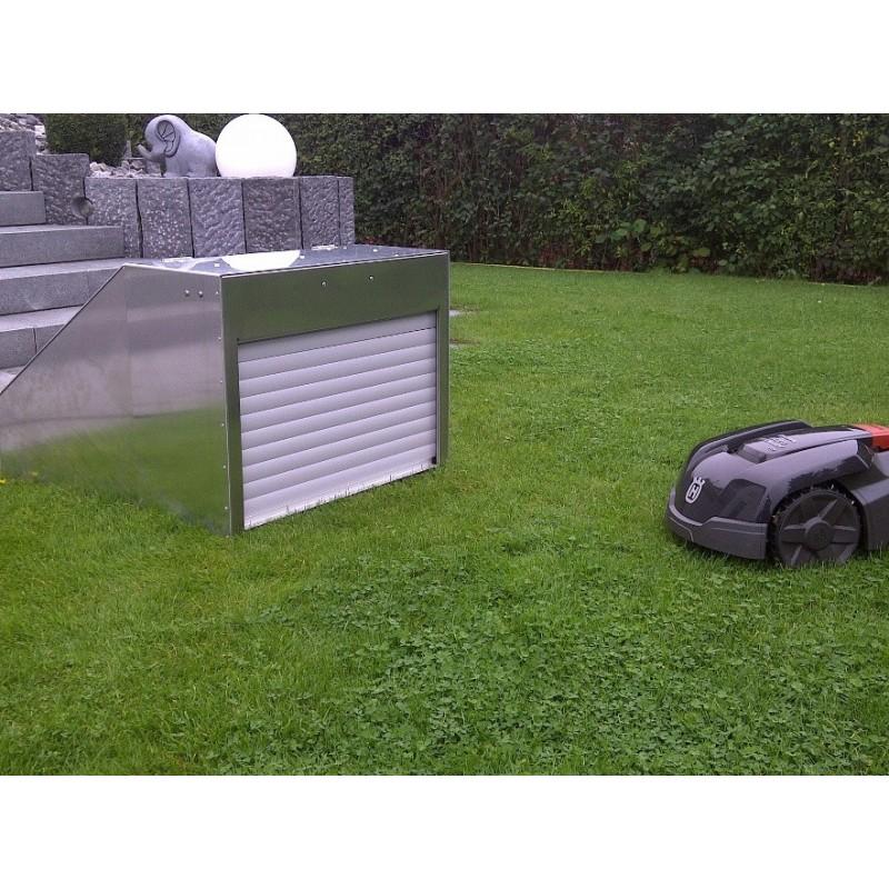 Porte de garage automatique, porte sectionnelle Normstahl