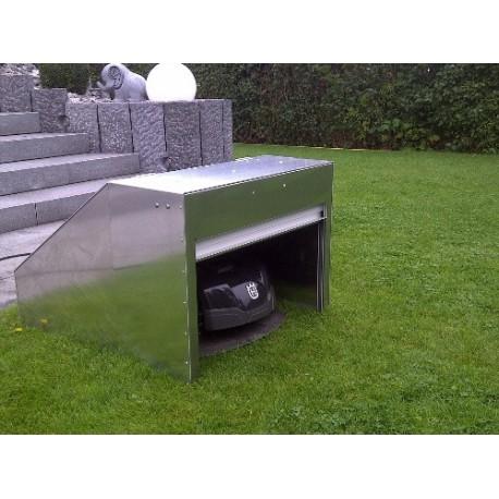 garages porte automatique design aluminium. Black Bedroom Furniture Sets. Home Design Ideas