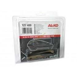 Kit 6 lames inférieures plates pour robot Robolinho ALKO 127400