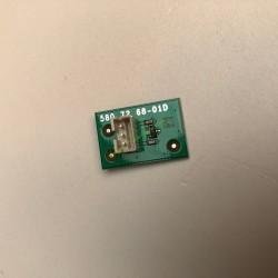 Platine capteur de soulèvement pour robot HUSQVARNA 592852301