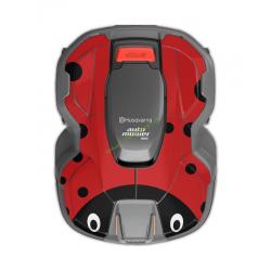Kit déco Stickers COCCINELLE pour robots 405X 415X HUSQVARNA 599292407
