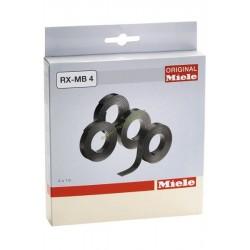 Kit de 4 bandes magnétiques RX-MB4 pour robot SCOUT RX1 MIELE