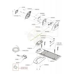 Câble d'alimentation basse tension 10m pour robot Robolinho ALKO 441638