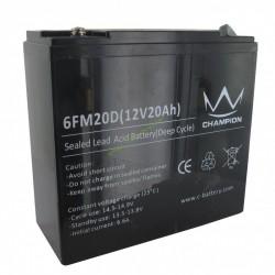Batterie 12V 20Ah pour robot série RL ROBOMOW BAT0006A
