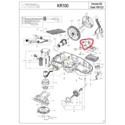 Capteur de câble pour robot KR100 KRESS 59000117