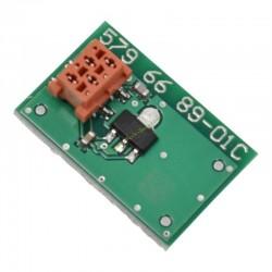 Platine capteur de chocs pour robot séries 400-500 HUSQVARNA 592852401