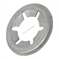Lot de 10 Rondelle clips de blocage de roue avant pour robot séries 400-500 HUSQVARNA 576019302