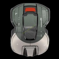 Kit déco Sticker CARTE GEOGRAPHIQUE pour robot 305 HUSQVARNA 599295201