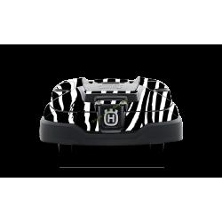 Kit déco Sticker ZEBRE pour robots 310-315 HUSQVARNA 599294902
