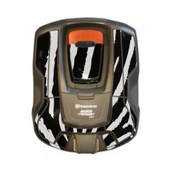 Kit déco Sticker ZEBRE pour robots 315X-315XSL HUSQVARNA