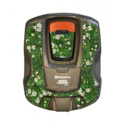 Kit déco Sticker FLEUR pour robots 315X-315XSL HUSQVARNA